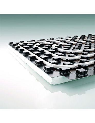 Placă cu nuturi 2 cm EPS120 - pentru încălzire în pardoseală