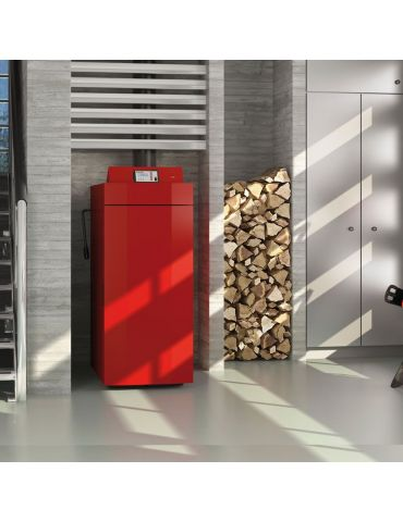 Centrala termica pe lemne La Nordica Extraflame LNK 15