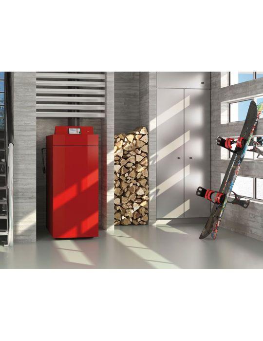 Centrala termica pe lemne La Nordica Extraflame LNK 40