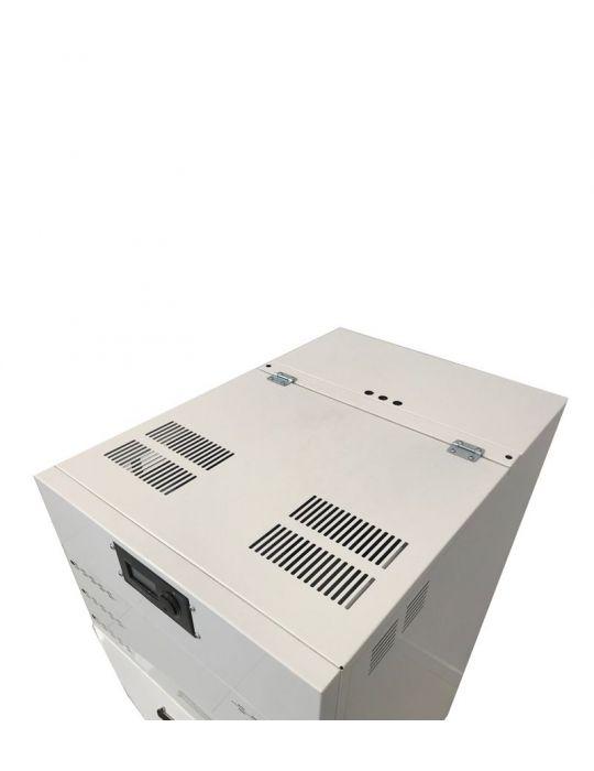 Centrală pe peleți Kozlusan Lidya Compact Pro Plus 15 kW.