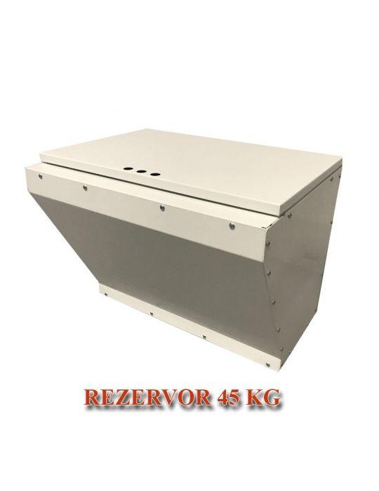 Centrală pe peleți Kozlusan Lidya Compact Pro Plus 25 kW.