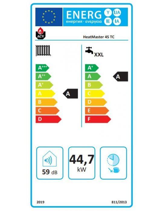Centrală pe gaz ACV HeatMaster 45 TCV 15