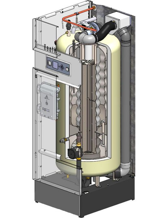 Centrală pe gaz ACV HeatMaster 85 TCV 15