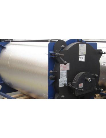 Erensan NA K 116 kW, centrală termică pe combustibil solid cu ventilator trifazat